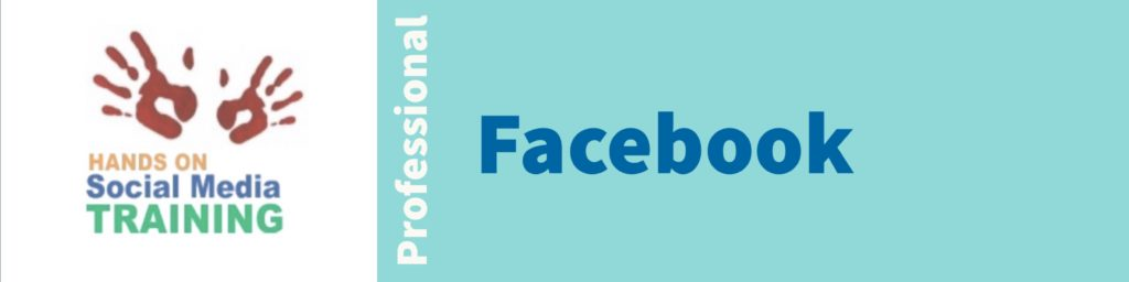 Hands on Social Media Training Facebook for business