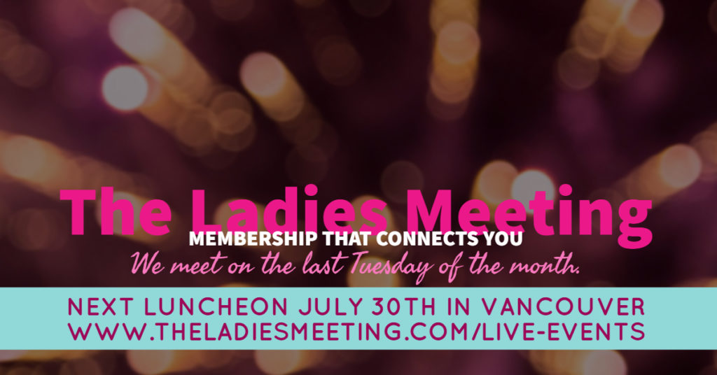 the Ladies Meeting July 2019 copy